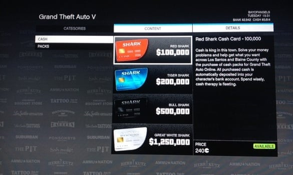 GTA Online launch – as it happened   Games   The Guardian
