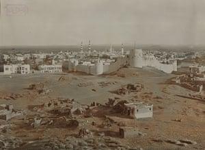 Historic Mecca: The City of Medina the Radiant