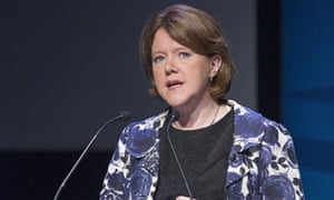 Maria Miller, secretary of state for culture, media and sport, speaks at the Conservative party conf