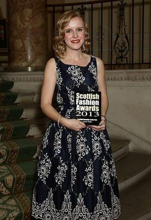 Scottish fashion awards - London