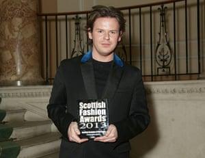 Scottish Fashion Awards: Scottish Fashion Awards - London