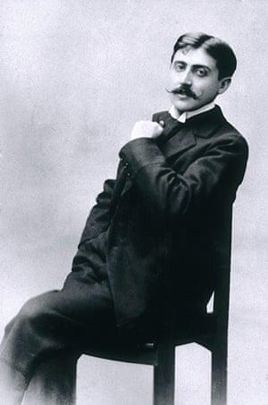 10 best: Marcel Proust