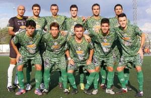La Hoya Lorca football team