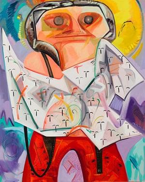 Exhibitionist1210: Dana Schutz