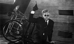 Peter Sellers in Dr Strangelove