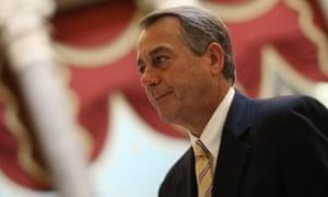 John Boehner: deal soon?