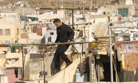 Bourne Ultimatum Tangier scene