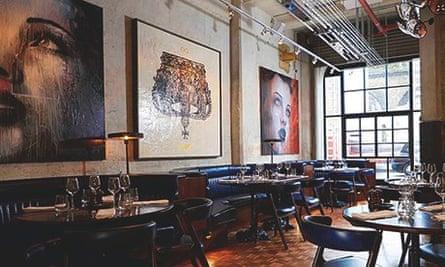 Restaurant: Union Street Cafe