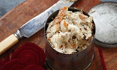 Hugh Fearnley-Whittingstall's smoked mackerel pâté