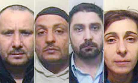 Bradford trafficking gang