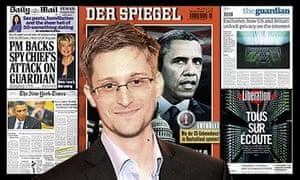 Front NSA compo + Snowden