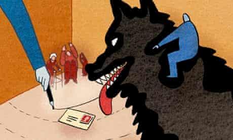 satoshi wolf
