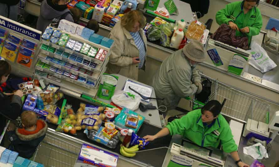 Shoppers will be encouraged to donate food at supermarkets.