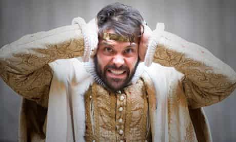 Joseph Millson as Macbeth