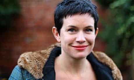 Sarah Hall, writer.