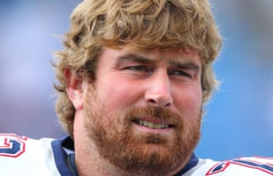 Matt Light of the New England Patriots