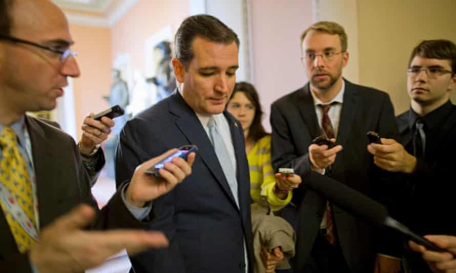 Ted Cruz shutdown