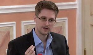 Edward Snowden Sam Adams Moscow