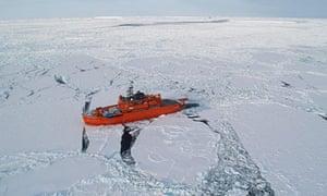 Australian Antarctic Division – Aurora Australis