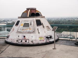 Space Capsule from Apollo 13 Movie