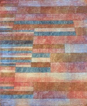 Paul Klee: Steps 1929