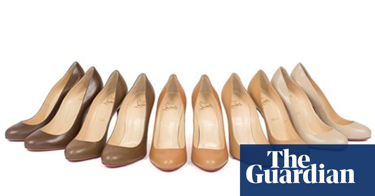 cc3665c9d89 Christian Louboutin's 'nude' shoes reclaim the word for non-white ...