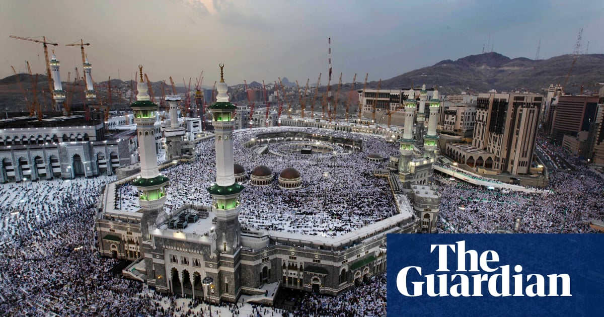 As the Hajj begins, the destruction of Mecca's heritage