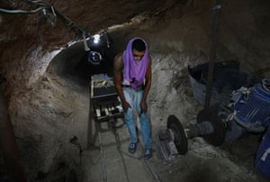 Gaza tunnels: Egypt's military has tried to destroy or seal off most of the smuggling tun
