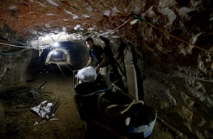 Gaza tunnels: The tunnels once employed thousands of young men in Gaza