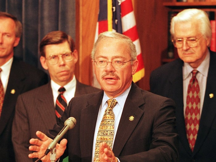 Bob Barr: conservative chameleon hoping to return to the big