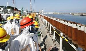 Plummeting morale at Fukushima Daiichi as nuclear cleanup takes its toll