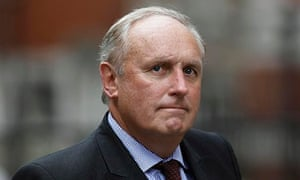 Daily Mail editor-in-chief Paul Dacre