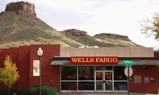 wells fargo in colorado