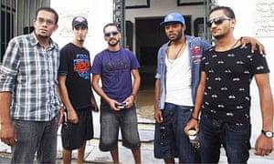 Creation of a rapper Trade Union in Tunis, tunisia