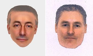 Efit images of man police want to contact over 2007 disappearance of Madeleine McCann in Portugal