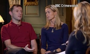 Madeleine McCann's parents, Gerry and Kate, speak on Crimewatch