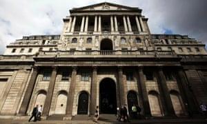 Bank fo England