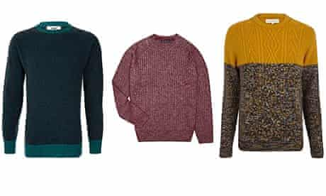 jumpers - weekend fashion