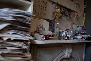 Louise Bourgeois's studio New York