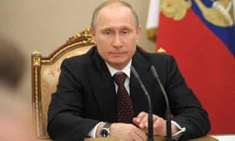 Russian president Vladimir Putin has taken an assertive approach to his foreign policy