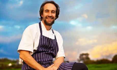 Chef Stephen Terry of The Hardwick.