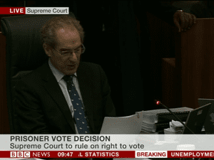 Lord Mance at the supreme court