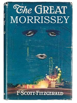 GuardianWitness Morrissey: Morrissey autobiography design by KIERONDF