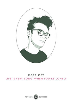 GuardianWitness Morrissey: Morrissey autobiography design by LuisaFerrari