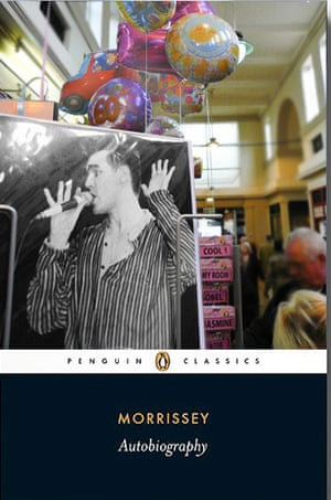 GuardianWitness Morrissey: Morrissey autobiography design by Sven2