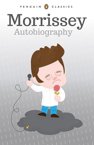 GuardianWitness Morrissey: Morrissey autobiography design by LeeJackson123