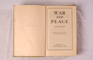 Readers 10: War and pEACE