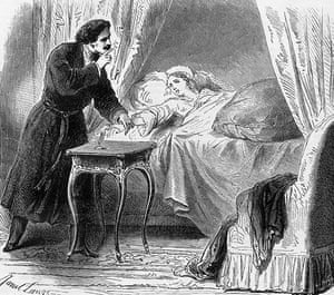 Readers 10: The Count of Monte Cristo. Illustration