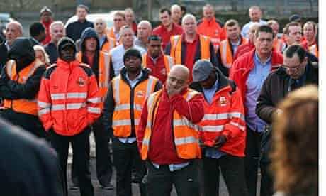 Postal Workers Strike Royal Mail Should Expect A Battle Royal