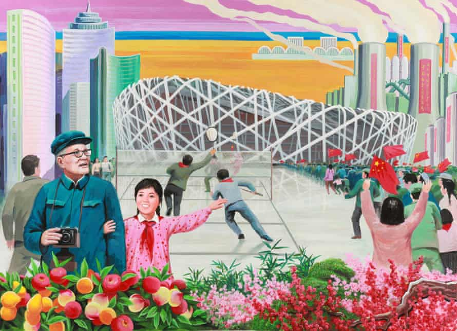 'Bird's Nest, Home of the People'